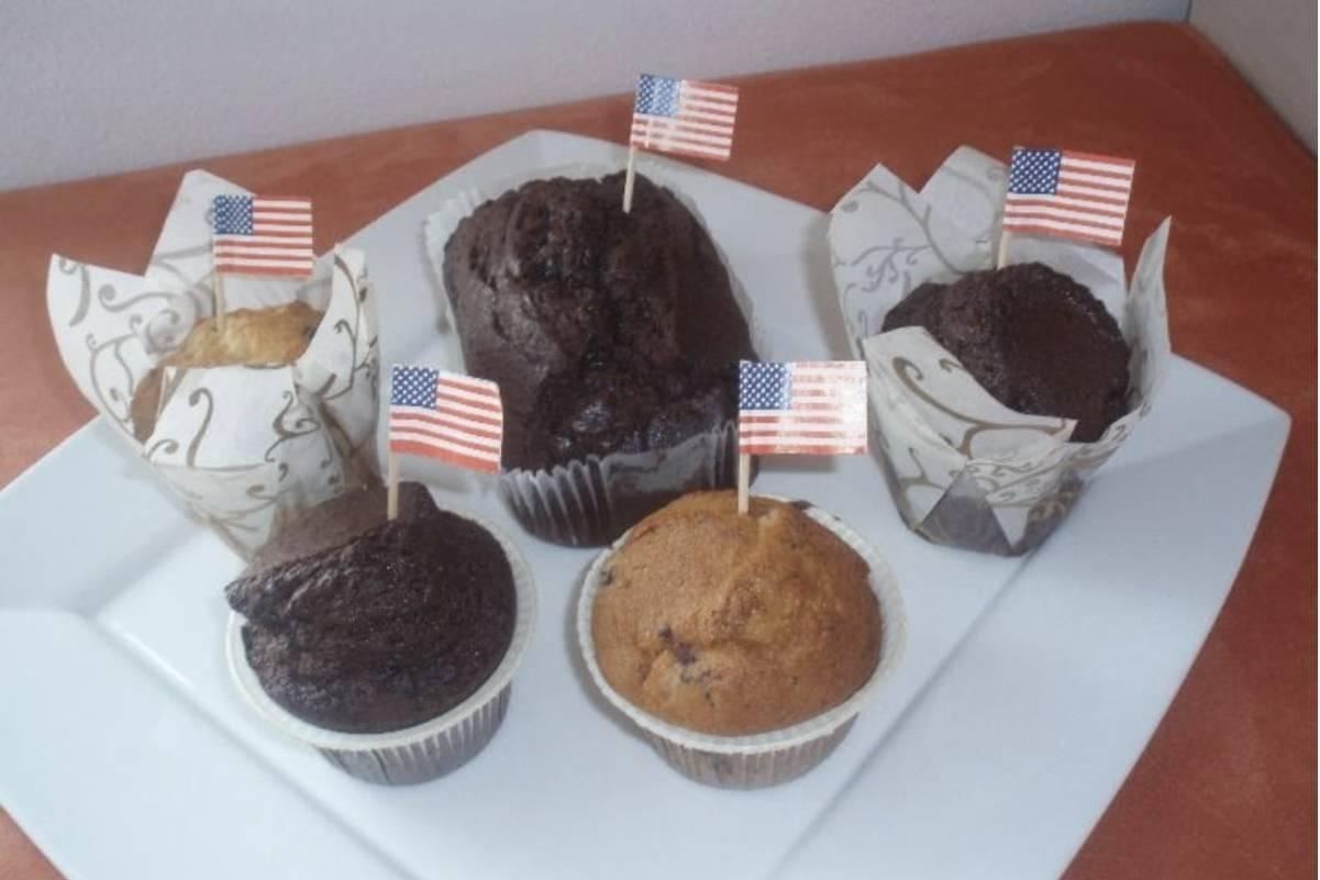 Muffin USA - Pešek - Rambousek | Slaný